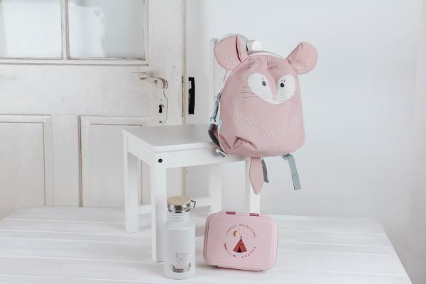 Kinderrucksack Chinchilla rosa
