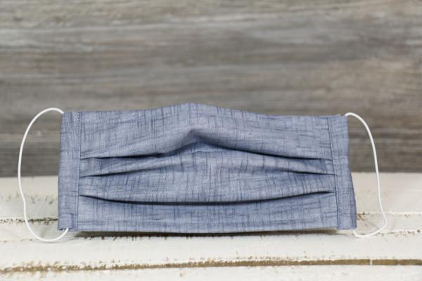 Mund- und Nasenmasken Jeansblau