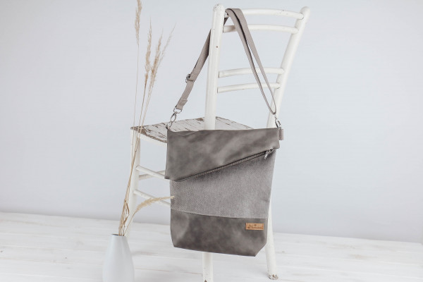 Fold-over- Tasche Elegance