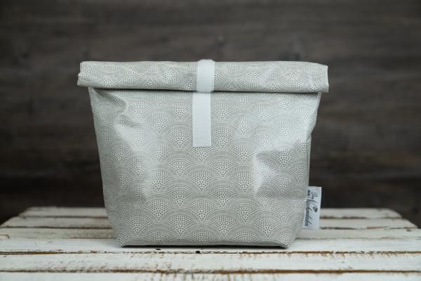 Lunchbag Alba grau