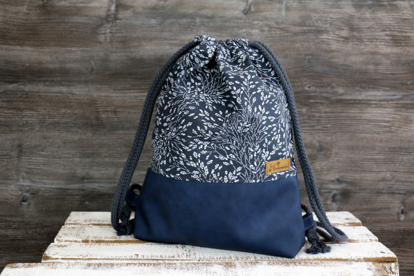 Festivalbag blue nature