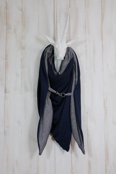 Dreieckstuch dunkelblau