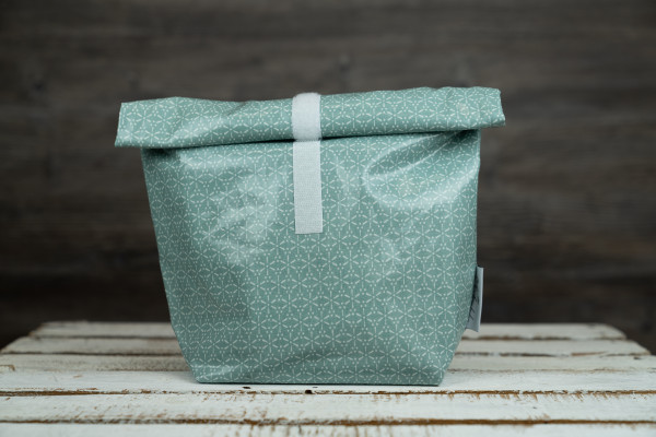 Lunchbag Dusty mint