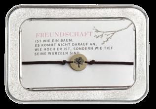 Freundschafts-Armband Lebensbaum
