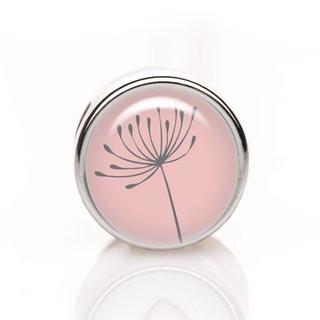 Mini-Schiebeperle Pusteblume rosa