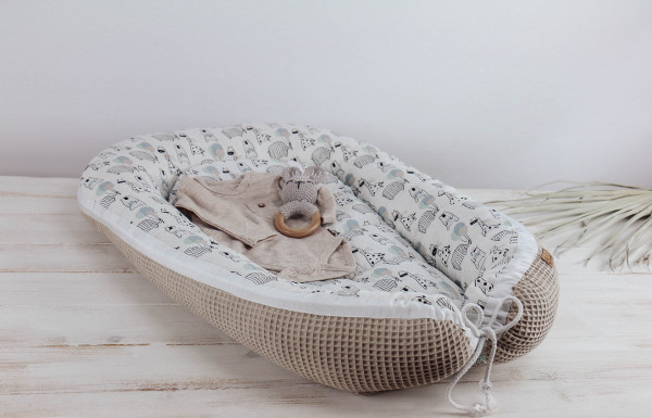 Babynest Tierparty