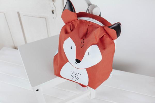 Kinderrucksack Fuchs orange