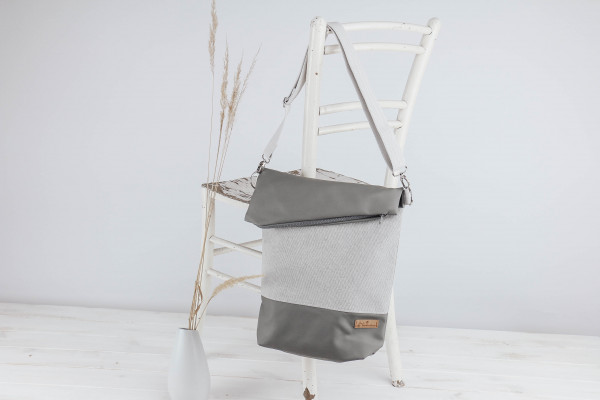 Fold-over- Tasche simple