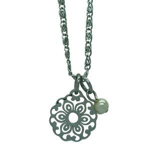 Edelstahl-Kette Ornament